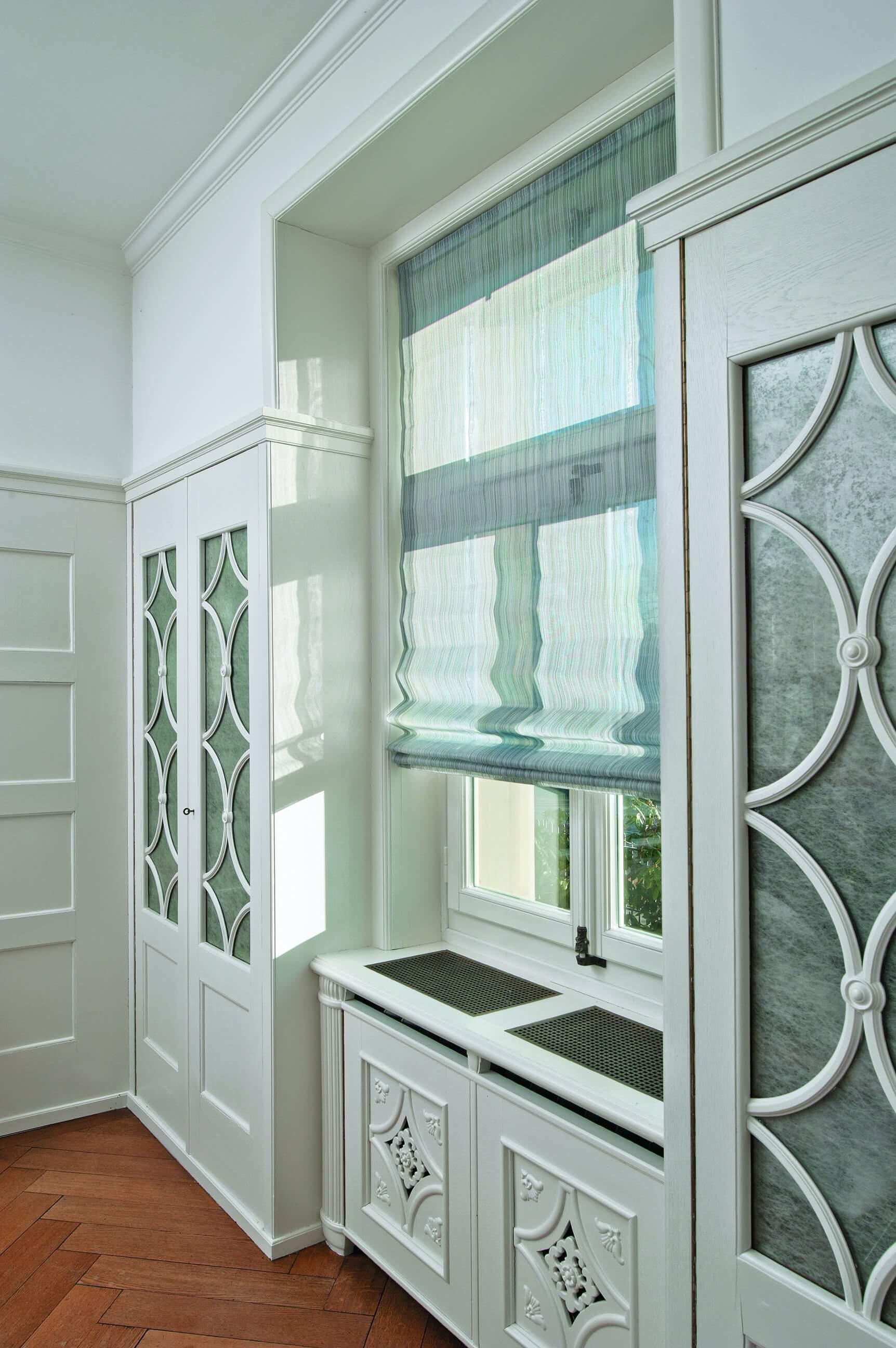 Raffrollos full size of dekoration vorhang schabracke - Moderne raffrollos ...
