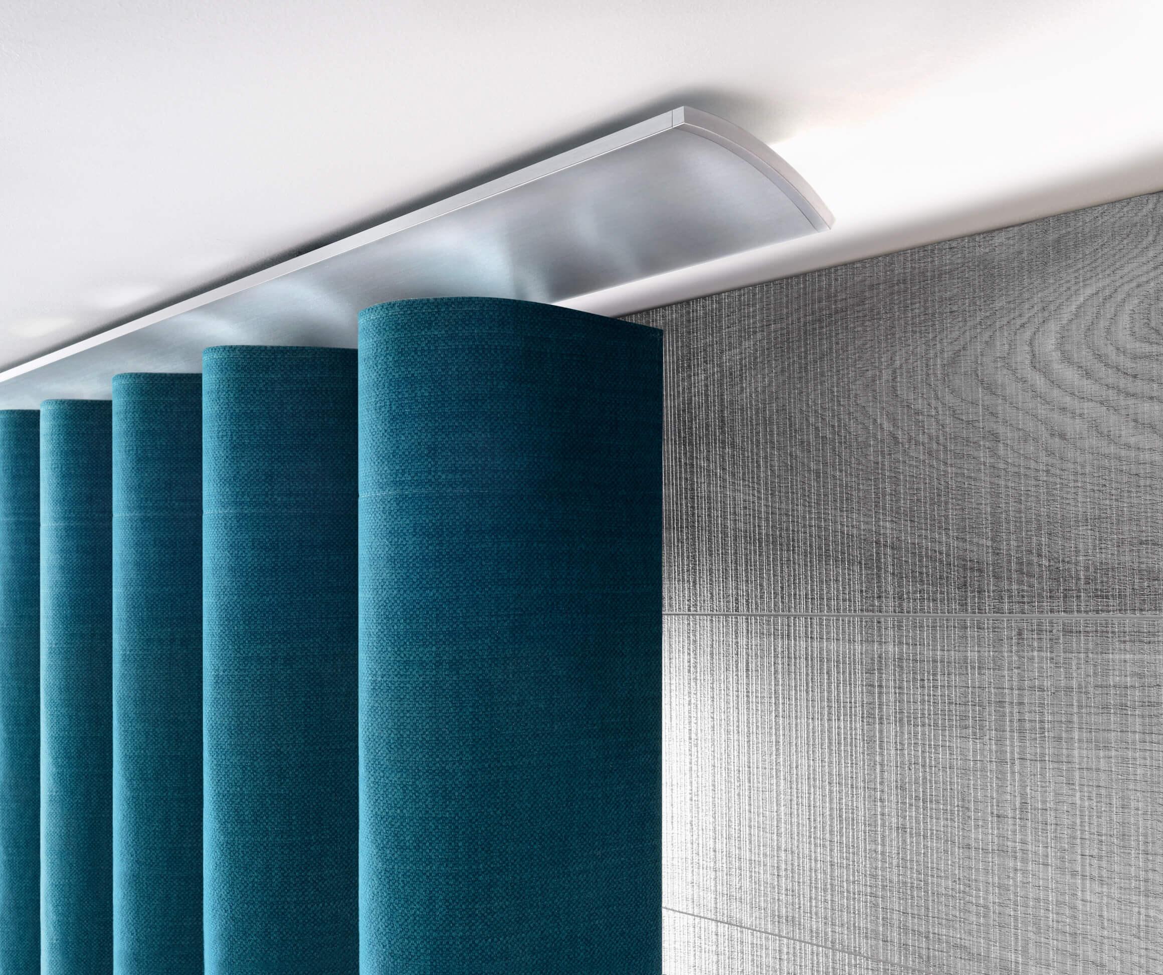 vorhangschienen und gardinenstangen adler wohndesign. Black Bedroom Furniture Sets. Home Design Ideas