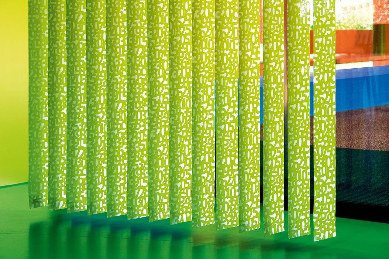 Randgewobene lamellenvorh nge adler wohndesign for Wohndesign charlottenburg