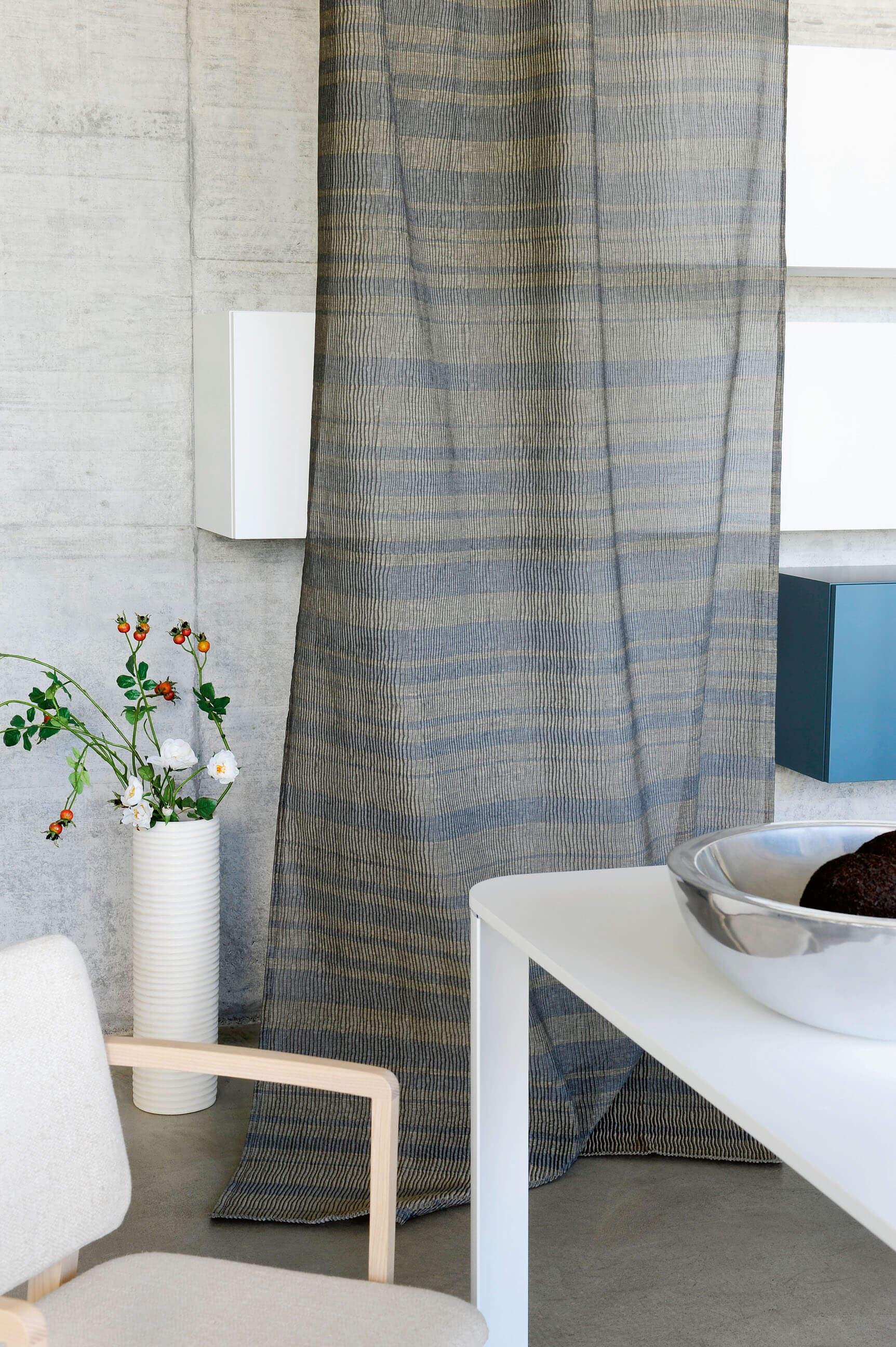 Die sch nsten vorhangstoffe der welt adler wohndesign for Wohndesign italien