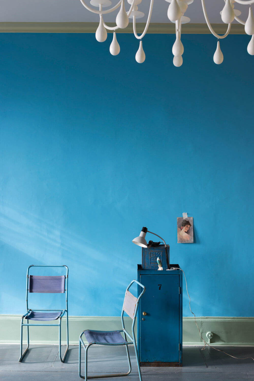 St giles blue nr 280 farrow and ball adler wohndesign for Wohndesign charlottenburg