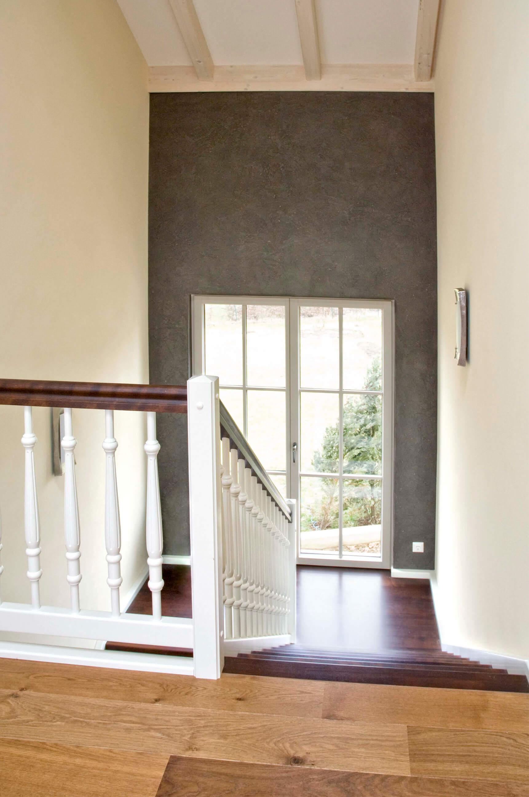 lehmputz f r ein gesundes raumklima adler wohndesign. Black Bedroom Furniture Sets. Home Design Ideas
