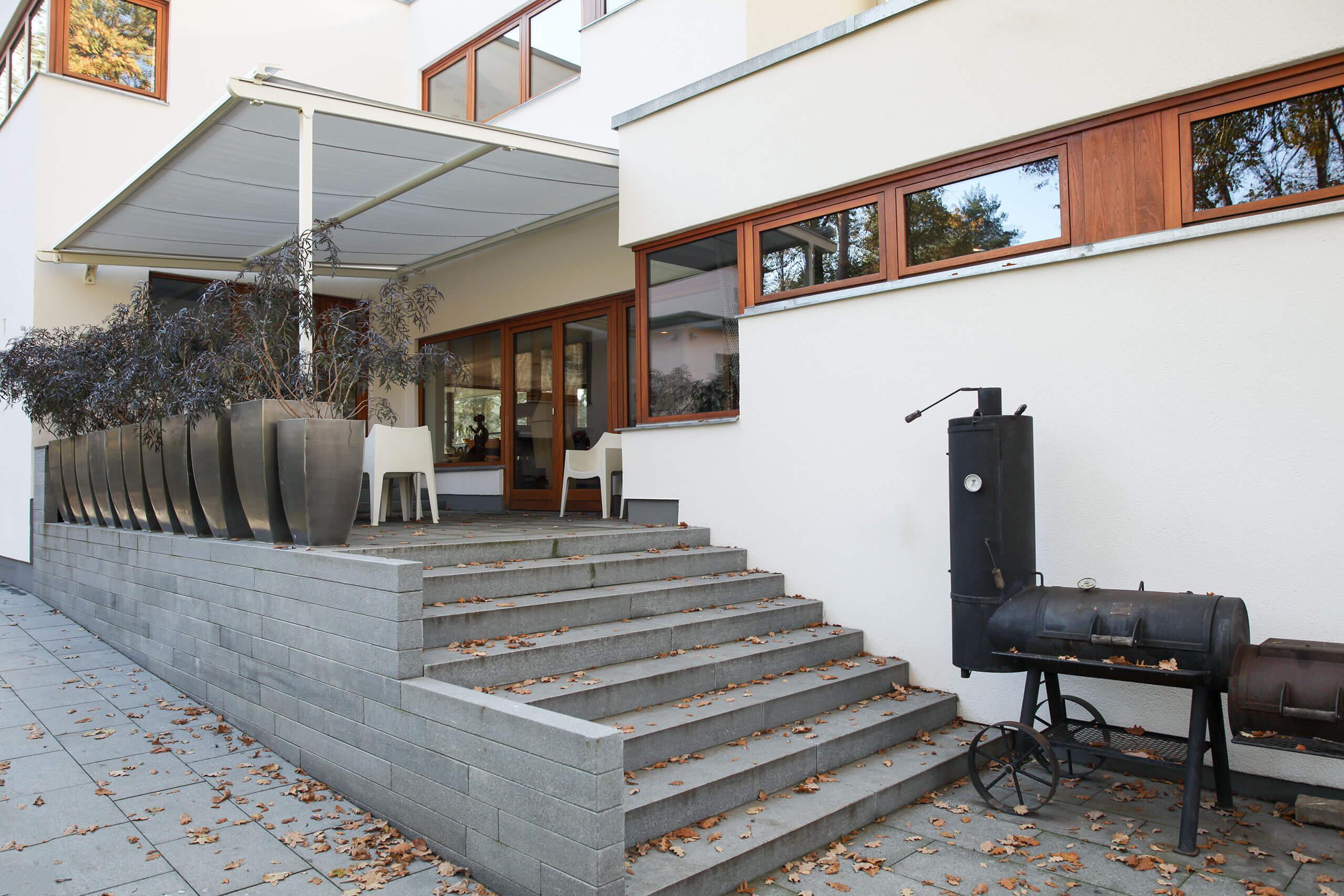 Pergola Markise Dezent Leicht Und Stabil Adler Wohndesign