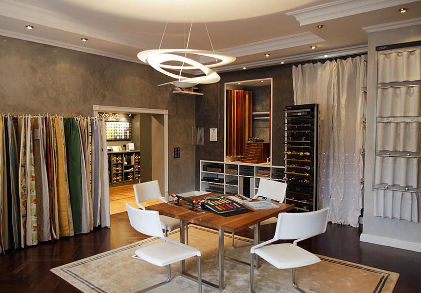 Adler wohndesign raumausstatter berlin charlottenburg for Individuelle raumgestaltung