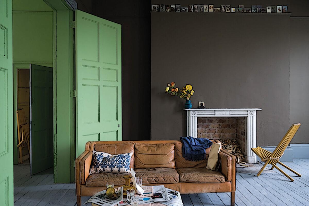 es werde licht mit dunklen farben adler wohndesign. Black Bedroom Furniture Sets. Home Design Ideas