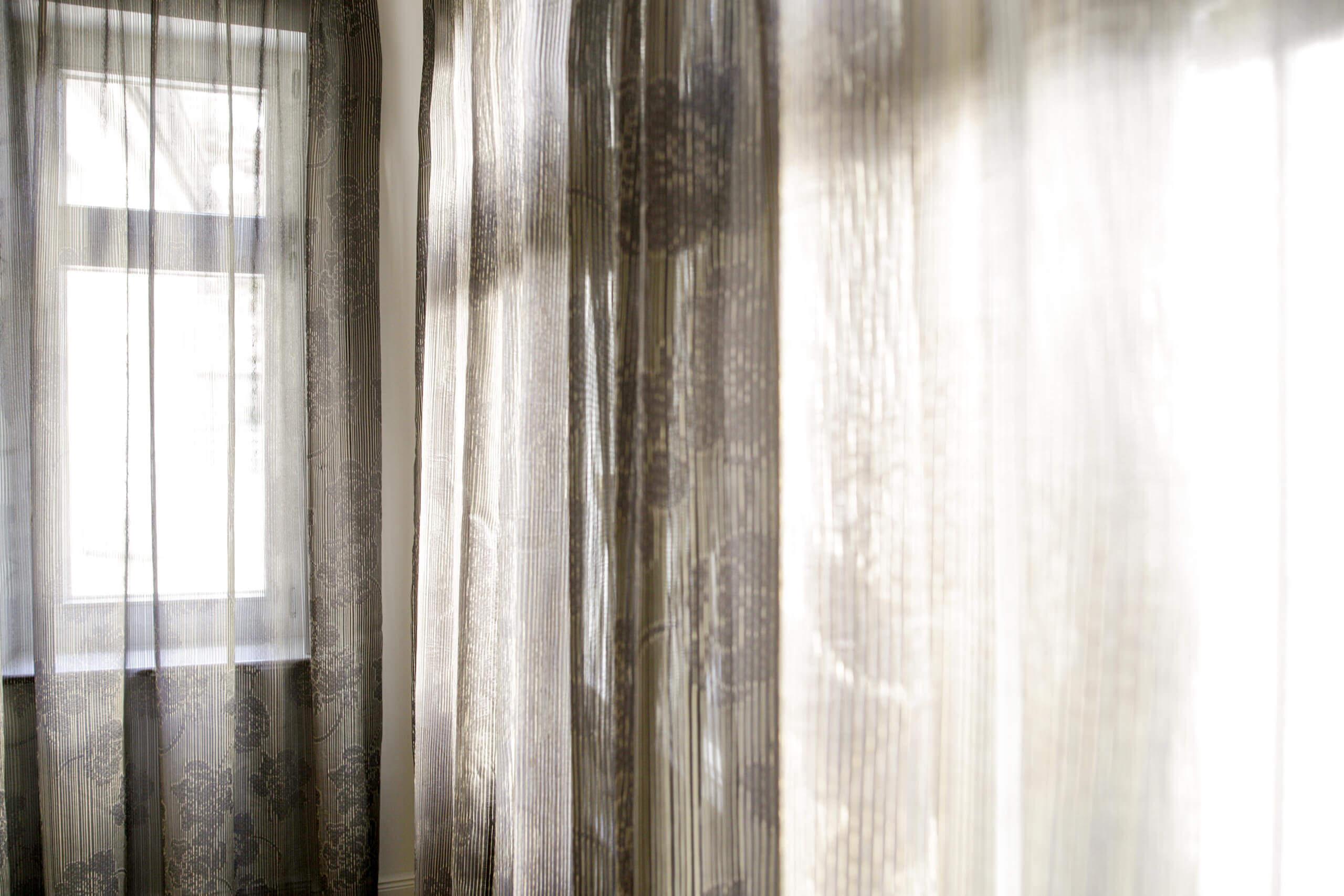 Moderne Schlafzimmer Gardinen | Raumausstatter Berlin ...