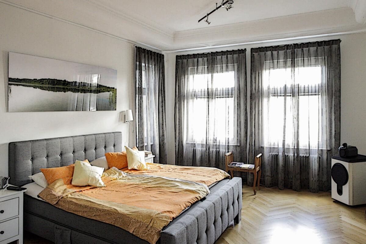 Moderne Schlafzimmer Gardinen fesseln moderne gardinen frs schlafzimmer ausschmckung Moderne Schlafzimmer Gardinen Adler Wohndesign