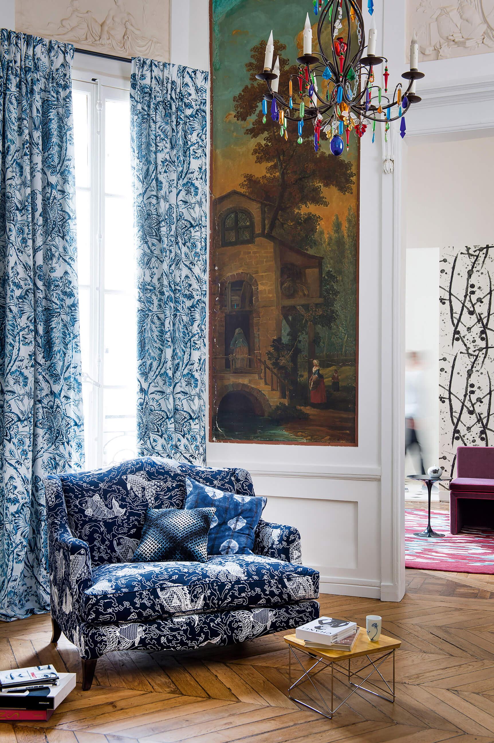 Neue kollektion maoming von pierre frey adler wohndesign for Wohndesign charlottenburg