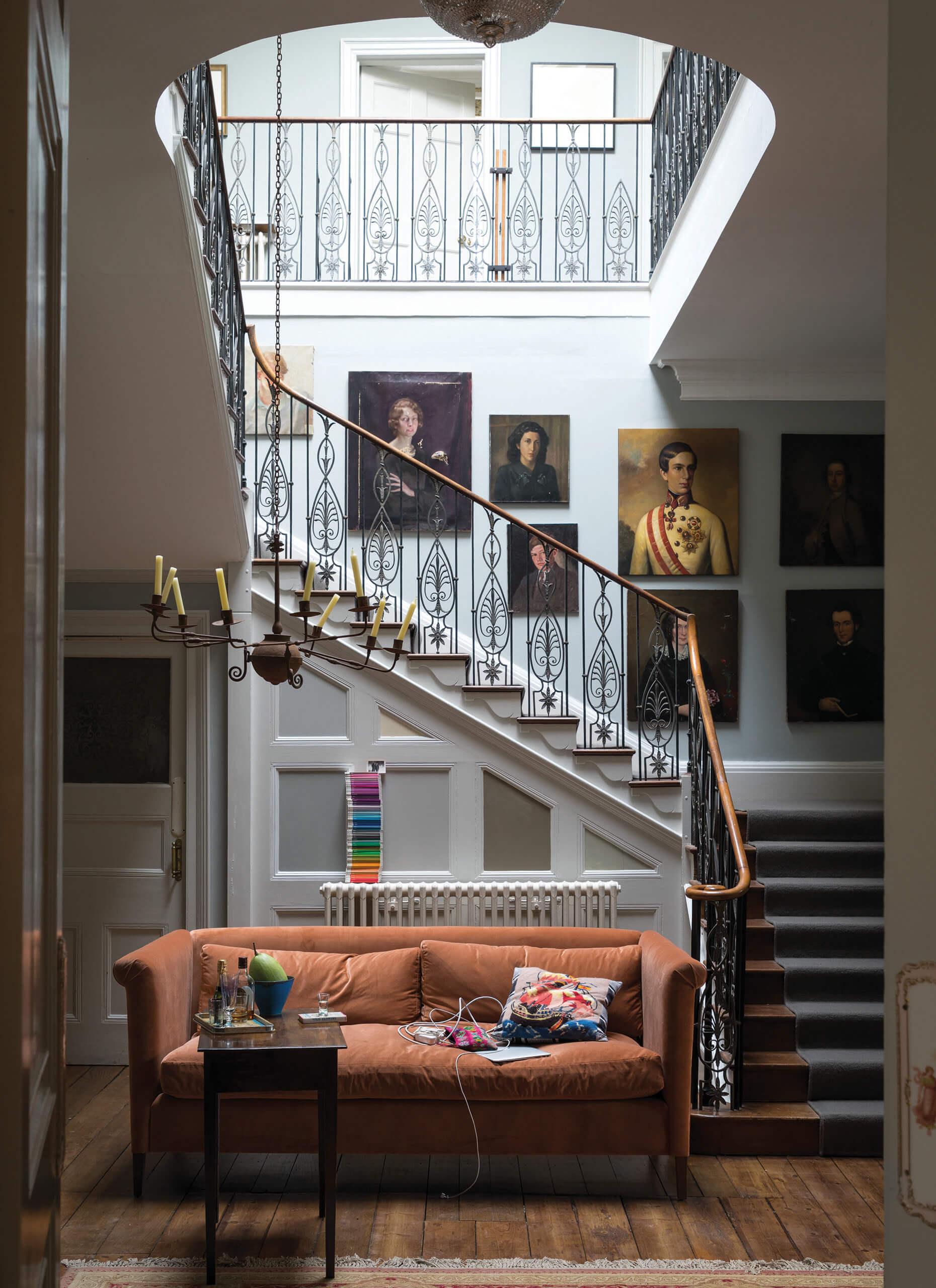 modern wohnen neutrale farben, der einfluss von licht auf farbe mit den farben von farrow & ball, Design ideen