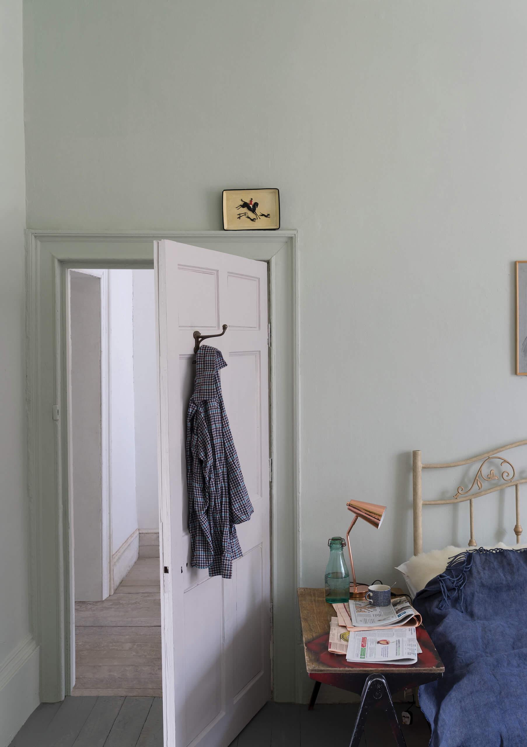 Auch Mit Tapeten Von Farrow And Ball Können Sie Ihr Schlafzimmer Gezielt  Aufwerten. Haben Sie Schon Einmal über Eine Tapeten Themenwand Nachgedacht?